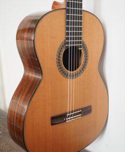 Simon Marty guitare classique de luthier