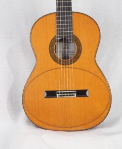 Dieter Hopf guitare luthier Artista Membrane No 19HOP163-08
