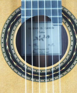 Guitare classique luthier Glenn Canin No 146 19CAN146-05