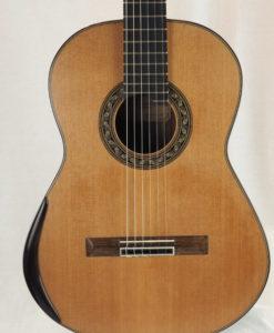 Charalampos Koumridis luthier www.guitare-classique-concert.fr No 138 19KOU138-09