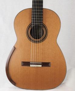 Luthier Zbigniew Gnatek guitare classique 2019-11