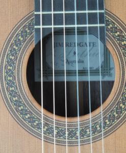 guitare classique luthier Jim Redgate 19RED007-08