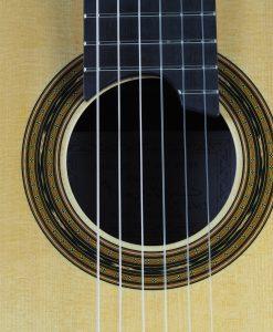 Gregory Byers guitare classique luthier lattice épicéa