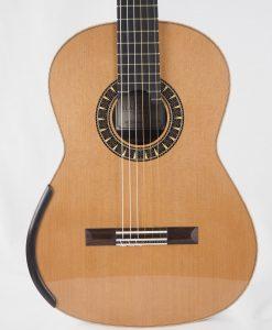 Martin Blackwell n°141 17BLA141-04 guitare classique de luthier double-table