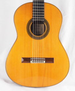 Daniel Friederich luthier guitare classique No 19FRI354-09
