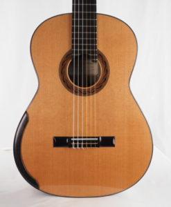 Kim Lissarrague luthier guitare classique n°301 18LIS301-09