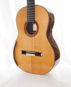 www.guitare-classique-concert.fr Guitare classique luthier Régis Sala