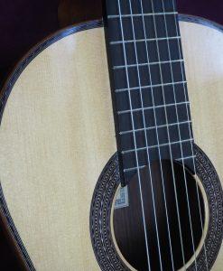 guitare classique luthier Kenny Hill à vendre