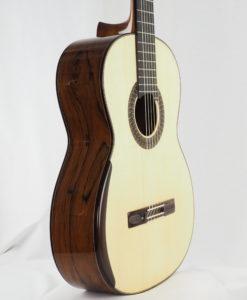 luthier Jesse Moore guitare classique 2017