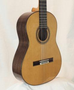 Michel Belair luthier guitare classique 2019 19BEL019-06