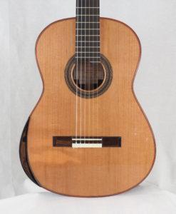 luthier Jean-Noel Lebreton Guitare classique www.guitare-classique-concert.fr 18LEB019-10